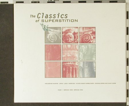 V.A.Classics of Superstition: Year 1, Digi,Spring 1993-94, Superstition sp.(2816), ,  - 2CD - 82629 - 10,00 Euro
