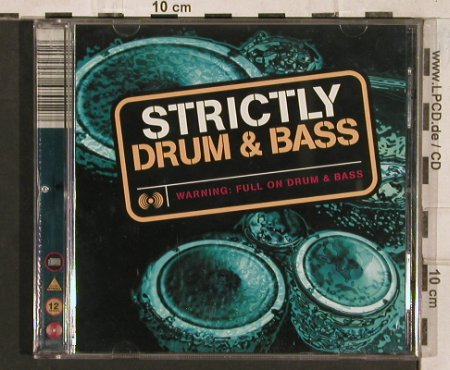 V.A.Strictly Drum & Bass: Roni Size&Krust...Conspiracy Theory, Beechwood(), UK,  - CD - 83493 - 6,00 Euro
