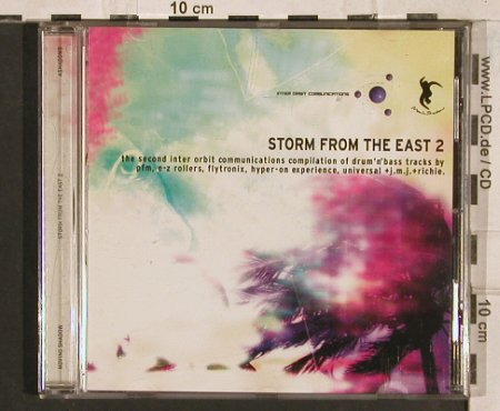 V.A.Storm From The East 2: P.F.M. ...Alex Banks, 10 Tr., Ashadow(), ,  - CD - 83495 - 7,50 Euro