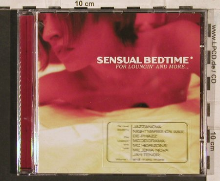 V.A.Sensual Bedtime 1: For Lounging and More,14 Tr., LuxuryLoun(), , 2001 - CD - 83496 - 5,00 Euro