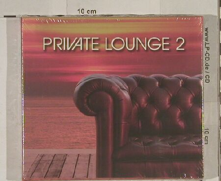 V.A.Private Lounge 2: 30 Tr. Digi,Box, FS-New, Indigo(1619-2), EU, 2001 - 2CD - 90070 - 10,00 Euro