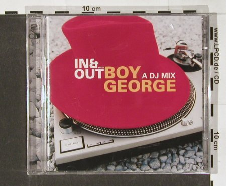 Boy George - In & Out with: A DJ Mix, FS-New, Lalazar(TTDJ003), , 02 - 2CD - 90300 - 11,50 Euro