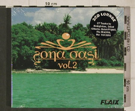 V.A.Zona Oasi Vol.2: Fused & Selected, FS-New, SonidoDenso/Flaix(SD026), EU, 2002 - 2CD - 90646 - 14,00 Euro