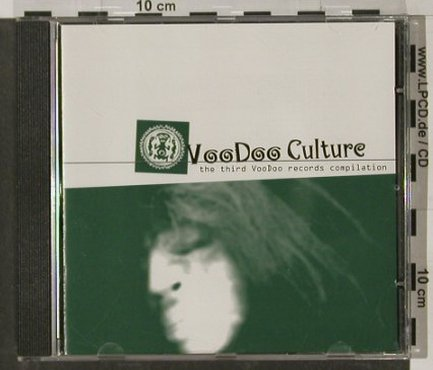 V.A.VooDoo Culture: The Third VooDoo Compilation, VooDoo(), , 1997 - CD - 91547 - 10,00 Euro