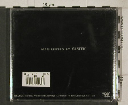 Slotek: 7, FS-New, WordSound(), , 1997 - CD - 91901 - 10,00 Euro
