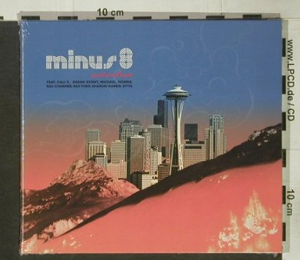 Minus 8: Eclectica, Digi, FS-New, Stereo Deluxe(), D, 2004 - CD - 92415 - 10,00 Euro