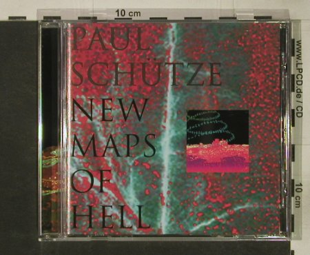 Schütze,Paul: New Maps Of Hell, Big Cat(), UK, 1996 - CD - 92557 - 11,50 Euro