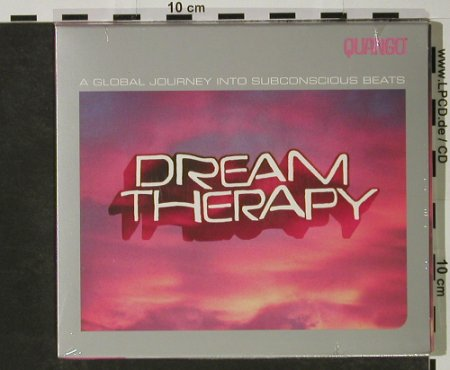 V.A.Dream Therapy: A Global Journey..., FS-New, Quango(), US, 2002 - CD - 92714 - 10,00 Euro