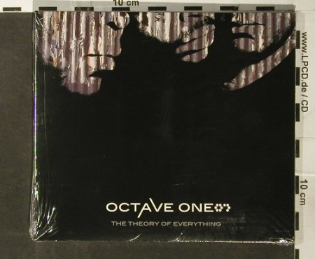 Octave One: The Theory of Everything,Digi, Concept Music(), UK, FS-New, 2004 - CD - 93707 - 10,00 Euro