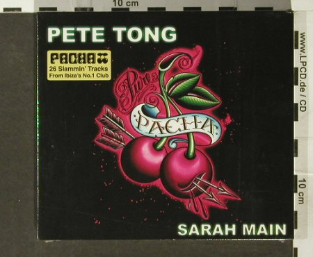 V.A.Pure Pacha: Mixed by Pete Tong & Sarah Main, Gut Active(GAcd03), UK, 2006 - 2CD - 94053 - 11,50 Euro