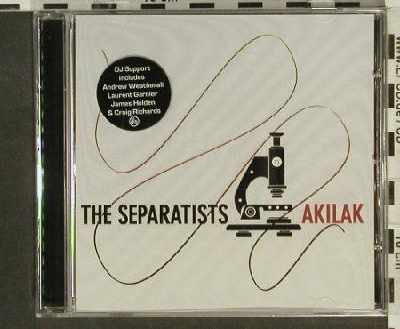 Separatists: Akilak, FS-New, Soma(049), , 2006 - CD - 94517 - 10,00 Euro