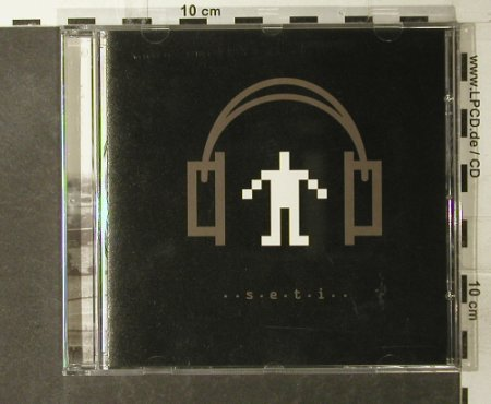 S.E.T.I.: The Geometry Of Life, Incoming!(inc!CD3310), D, 1996 - CD - 95150 - 14,00 Euro
