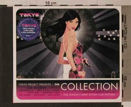 V.A.Tokyo Project Collection: Most Stylish, Universal(9834311), EU, 2005 - 3CD - 95839 - 11,50 Euro