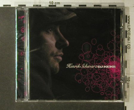 Schwarz,Henrik: DJ Kicks, FS-New, K7(), , 2006 - CD - 96103 - 10,00 Euro