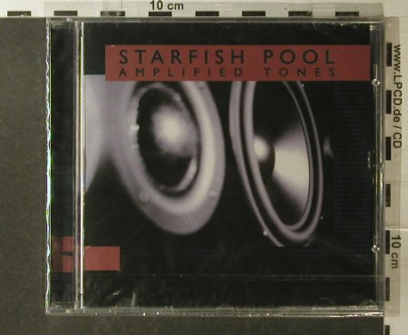 Starfish Pool: Amplified Tones, FS-New, Starfish Pool(), , 1995 - CD - 96196 - 7,50 Euro