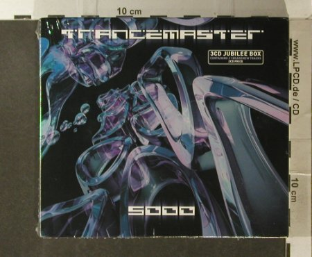 V.A.Trancemaster 5000: 31 Tr., FS-New, Vision Soundcarriers(302.4130.2), D, 2006 - 3CD - 96253 - 12,50 Euro
