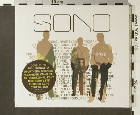 Sono: RMXD,Digi, FS-New, Play It Again Sam(PIASD 4745), EU, 2005 - 2CD - 96362 - 12,50 Euro