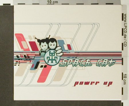Space Cat: Power Up, BNE(YoYo53), , 2002 - CD - 96378 - 12,50 Euro