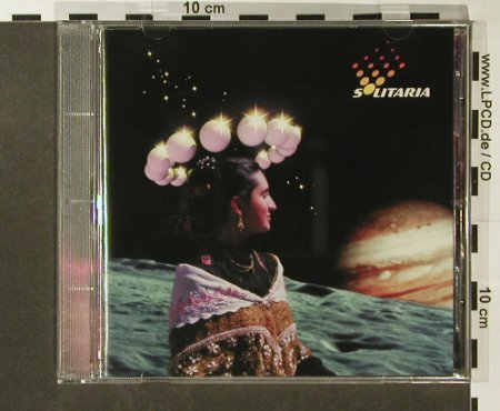 Solitaria: First Day, Telegram(4509-98297-2), D, 1995 - CD - 96467 - 10,00 Euro