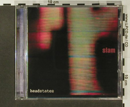 Slam: Headstates, Soma(SOMAcd5), , 1996 - CD - 96663 - 10,00 Euro