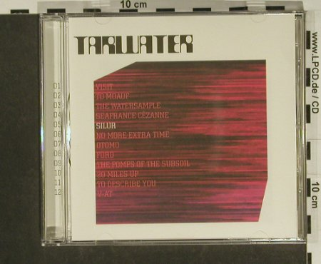 Tarwater: Silur, Kitty-yo(KY98013cd), , 1998 - CD - 97403 - 7,50 Euro
