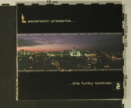 V.A.Ascension pres..: The Funky Lowlives, Digi, Stereo Deluxe(SD 076), , 01 - CD - 97776 - 7,50 Euro