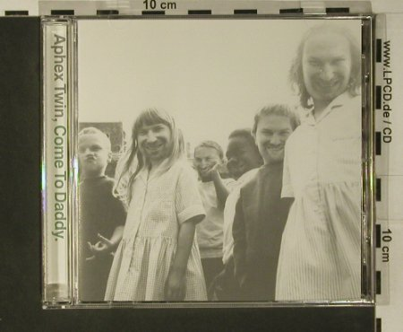 Aphex Twin: Come To Daddy, Warp(126.3383.2), UK, 1997 - CD - 97831 - 12,50 Euro