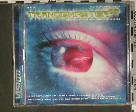 V.A.Trancemaster 23: Beyond the Millenium, Vision(), D,  - 2CD - 98839 - 7,50 Euro