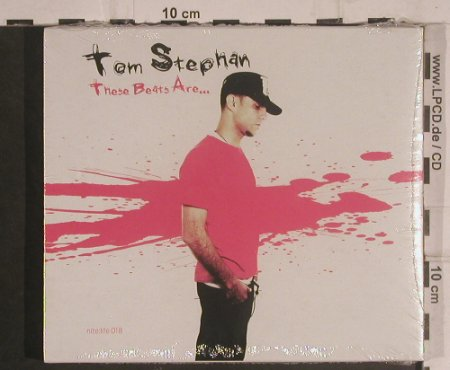 Stephan,Tom: These Beats are, V.A., FS-New, NRK Sound(NRKMX018), , 2004 - CD - 99569 - 5,00 Euro