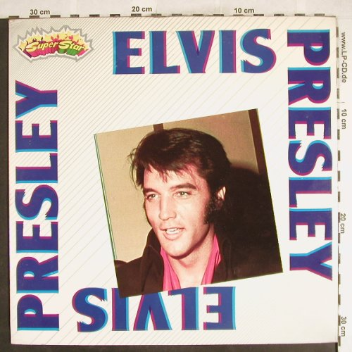 Presley,Elvis: How a Legend was Born'56,Booklet, SuperStar(SU-1007), I, Foc, 1982 - LP - H7159 - 5,00 Euro