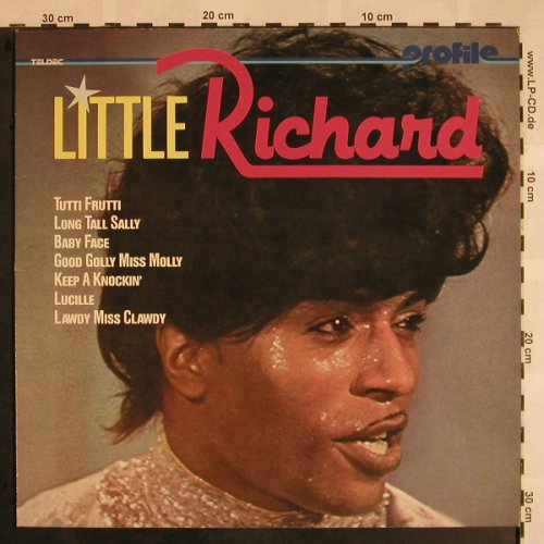 Little Richard: Profile, Teldec(6.25054 AL), D, 1982 - LP - X1115 - 5,50 Euro