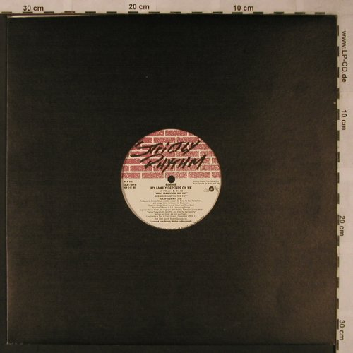 Simone: My Family Depends On Me*6, Strictly Rhythm(MIX 633), I, 1991 - 12inch - X2275 - 4,00 Euro