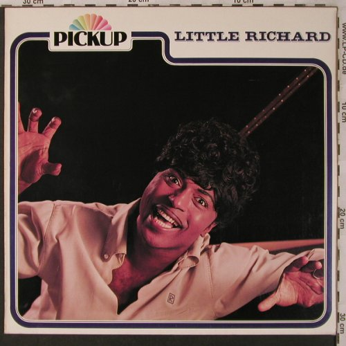 Little Richard: Same, Pickup/Bellaphon(BPU 14008), D, 1972 - LP - X2956 - 5,50 Euro