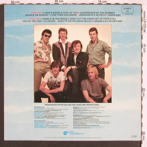 Matchbox: Flying Colours, Magnet Rec./Teldec(6.24877 AP), D, 1981 - LP - X3067 - 6,00 Euro
