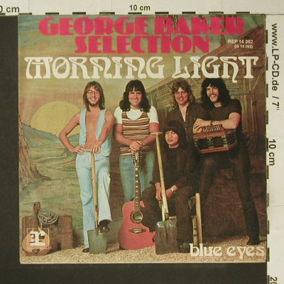 Baker Selection,George: Morning Light, Reprise(REP 14 262), D, 1973 - 7inch - S7353 - 2,50 Euro