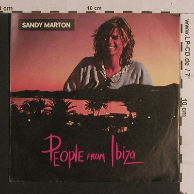 Marton,Sandy: People from Ibiza, Ariola(106 797-100), D, 1984 - 7inch - S7971 - 2,50 Euro