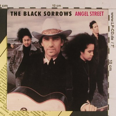 Black Sorrows,The: Angel Street/Lay your head down, CBS(656412 7), D, 1990 - 7inch - S8020 - 3,00 Euro