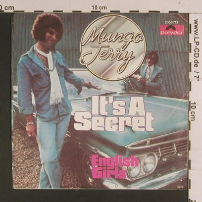 Mungo Jerry: It's a secret / English Girls, Polydor(2058 713), D, 1976 - 7inch - S8140 - 2,50 Euro