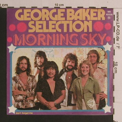 Baker Selection,George: Morning Sky, WB(WB 16 636), D, 1975 - 7inch - S8360 - 2,50 Euro