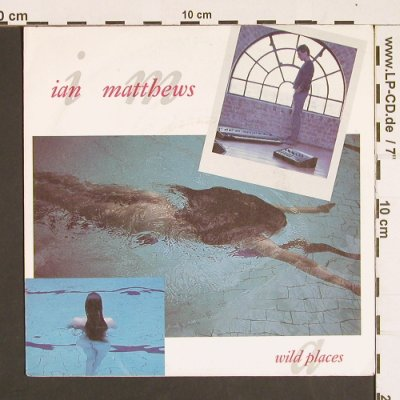 Mattheus,Ian: Wild Places/Work on all This, Line Rec.(6.14102), D, 1984 - 7inch - S8409 - 3,00 Euro