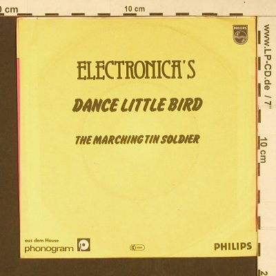 Electronica's: Dance Little Bird, Philips(6005 090), D, 1980 - 7inch - S8921 - 2,00 Euro