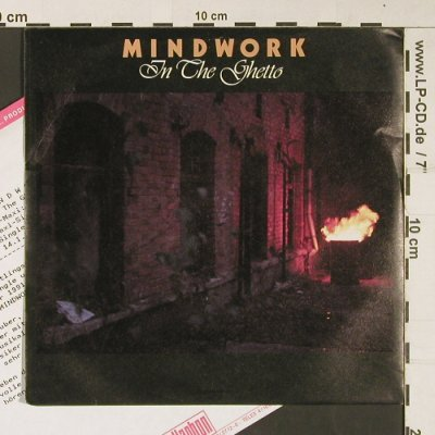 Mindwork: In the Ghetto / Help Me, Bellaphon(100 31 061), D, 1991 - 7inch - S9044 - 2,50 Euro