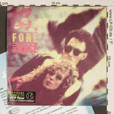 Fore: The Race / Some other Time,Facts, Ariola(113 190), D, m-/vg+, 1990 - 7inch - S9049 - 2,00 Euro