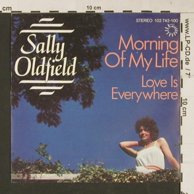 Oldfield,Sally: Morning Of My Life, Bronze(102742), D, 1980 - 7inch - S9398 - 2,50 Euro