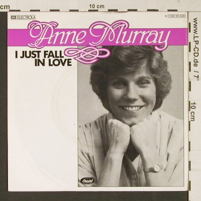 Murray,Anne: I Just Fall In Love, Capitol(006-85 828), D, 1979 - 7inch - S9444 - 1,50 Euro