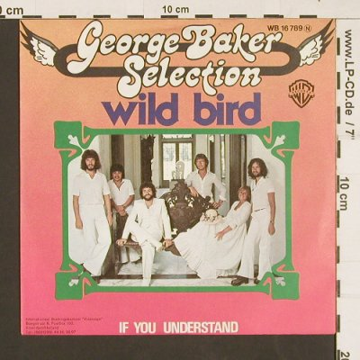 Baker Selection,George: Wild Bird / If you understand, WB(16 789), D, 1976 - 7inch - S9456 - 2,50 Euro