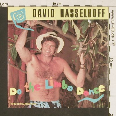 Hasselhoff,David: Do The Limbo Dance *2, White(114395-100), D, 1991 - 7inch - S9825 - 2,50 Euro