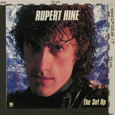 Hine,Rupert: The Set Up / Kwok's Quease, AM(AMS 9196), NL, 1982 - 7inch - T1589 - 3,00 Euro