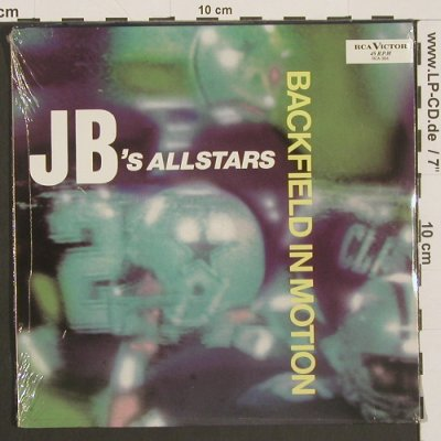 JB's Allstars : 2-Singles-Pack: 1 Minute Every Hour / Theme From903, RCA(357 and 384), UK, FS-New, 1984 - 7inch - T2490 - 6,00 Euro