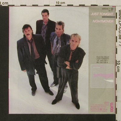 Elephant: Just Tonight / Nightmover, WEA(248 946-7), D, 1985 - 7inch - T2767 - 2,50 Euro
